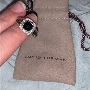 "David Yurman ""Albion"" Ring (authentic)"